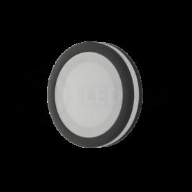 Встраиваемый светодиодный светильник LIP0906-5W-Y Black 3000K
